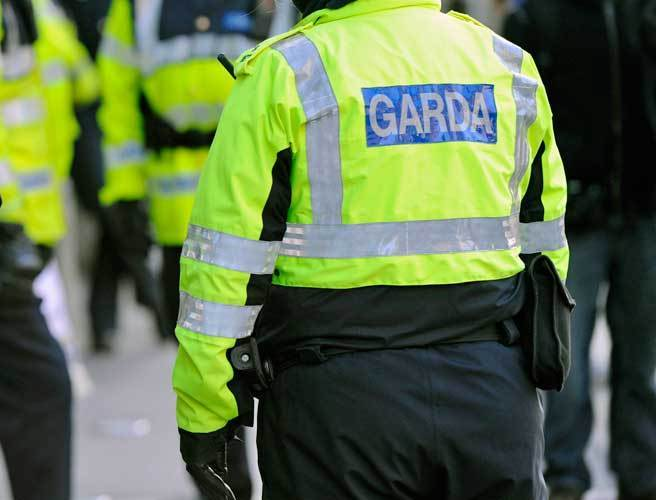 Woman injured after robbery in Dublin jewellery store