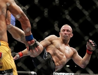 WATCH: Georges St-Pierre announces he's set to return to the octagon