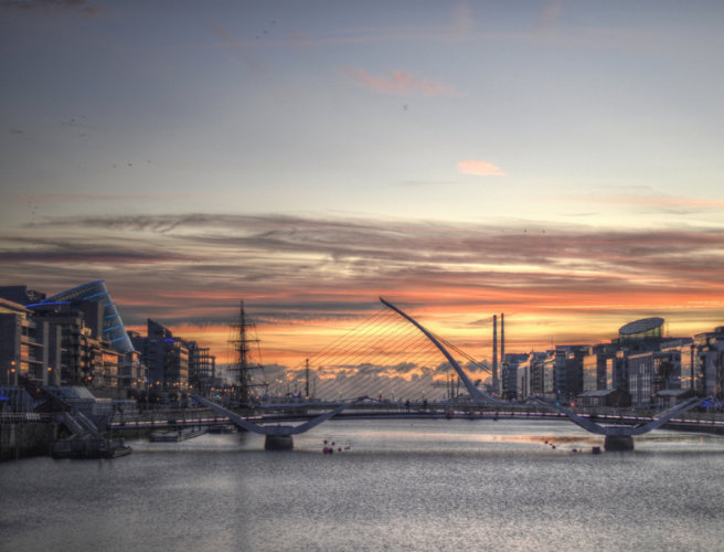 Want a budget trip to Dublin? It'll cost you €120 a day