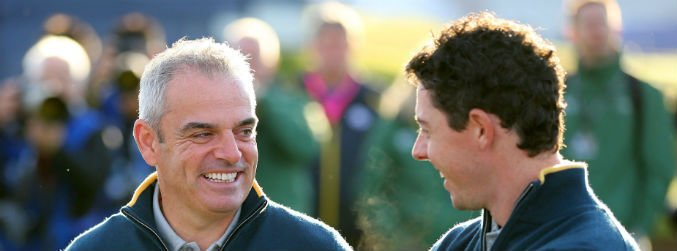 """We move forward with some other players"" - Paul McGinley on McIlroy Olympics withdrawal"