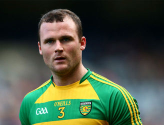 Neil McGee will miss Donegal's next two games through suspension