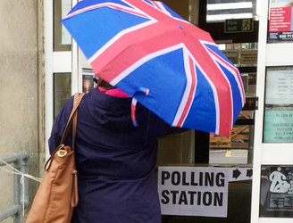 IN PICTURES: Brexit referendum day in the UK