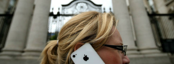 "Irish probe into Apple privacy policies targets ""very specific risk"""