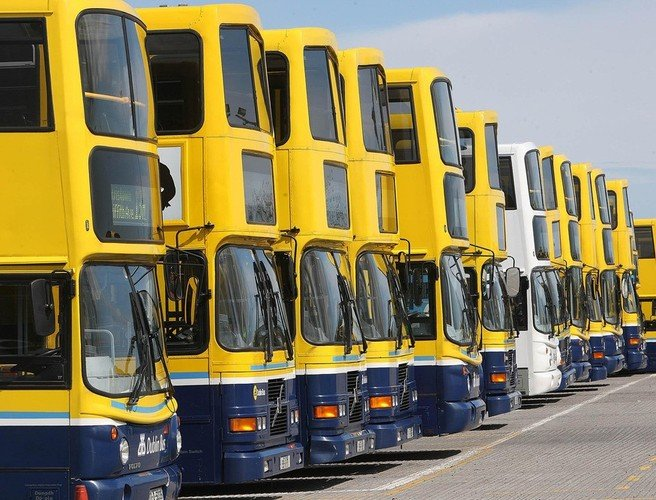 Dublin Bus drivers seeking pay increase of over 30%
