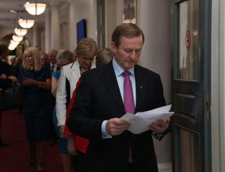 "Taoiseach will have to take ""a very strong position"" in Brexit negotiations - Shane Ross"