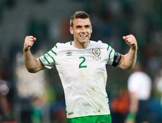 Seamus Coleman and James McCarthy to miss the first of Ireland's upcoming matches
