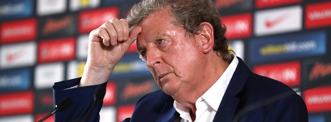 Roy Hodgson, press conference, England,