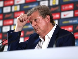WATCH: Roy Hodgson's bizarre final press conference as England manager