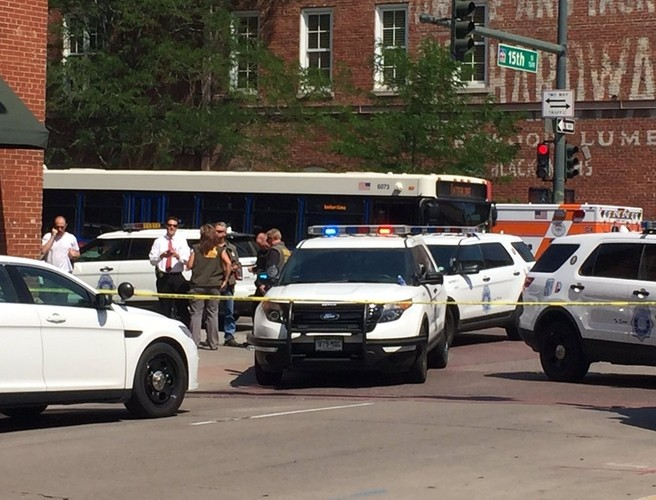 Reports of a shooting in Denver, Colorado