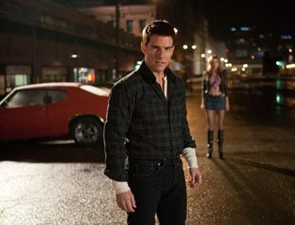 Trailer Park: With 'Never Go Back', Tom Cruise is reaching out for a new franchise