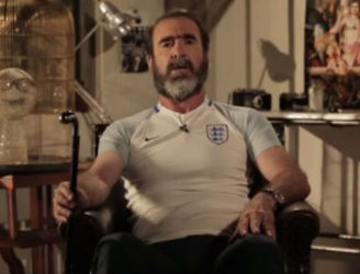 WATCH: Eric Cantona wants to become the new England manager
