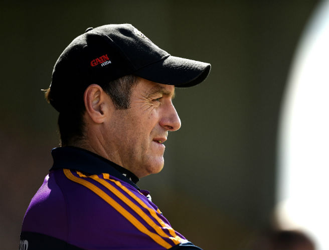 Liam Dunne, Wexford