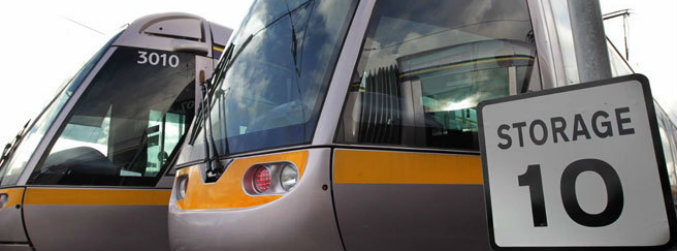 Full Luas Red Line services resume after temporary closures
