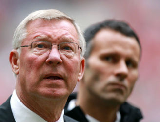 """I talk about his poker face"" - Alex Ferguson backs Ryan Giggs to make it as a manager"