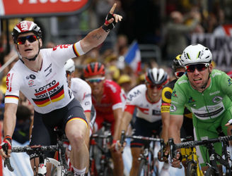 Mark Cavendish leaves mark on Tour de France's all-time stage wins list