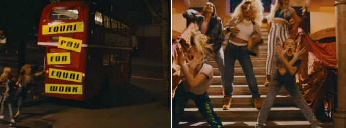 WATCH: The viral Spice Girl 'Wannabe' remake for women's rights