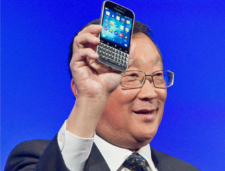 End of an era as Blackberry gives up on physical keyboards