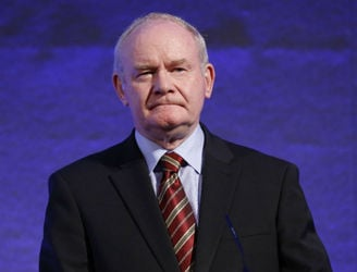 UK government 'doesn't give a damn' about people in Northern Ireland – McGuinness