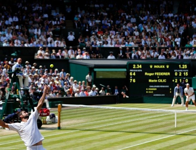 Twitter tests out sports coverage with live Wimbledon stream