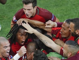 Renato Sanches leads an exciting new generation even if Portugal lose to Wales
