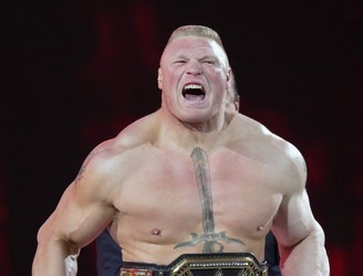"WATCH: Brock Lesnar talks about the ""warrior code"" ahead of return at UFC 200"