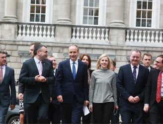 New poll shows Fianna Fáil as most popular party in Ireland