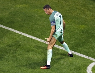 Ronaldo breaks more records as he leads Portugal to European Championships final