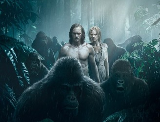 The newest iteration of Tarzan certainly fills out the loincloth, but seriously lacks the lols
