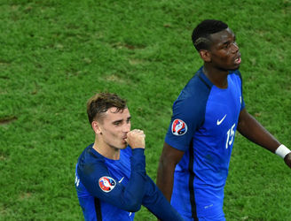 Griezmann's goals guide France past Germany and into the Euro 2016 final