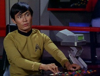 Oh my, LGBT activist and 'Star Trek' actor George Takei isn't happy the new Sulu is now gay