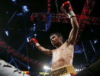 As Manny Pacquiao prepares to fight Jessie Vargas on Saturday, we look at his best 5 fights