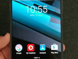 Own-brand is where it's at: Hands on with the Vodafone Smart Platinum 7