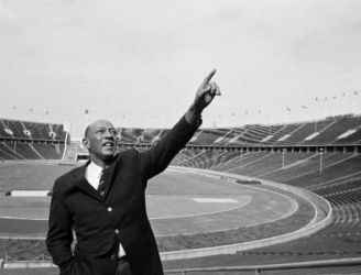 A running contradiction? How Jesse Owens tried to stop the Black Power Salute at the 1968 Olympics