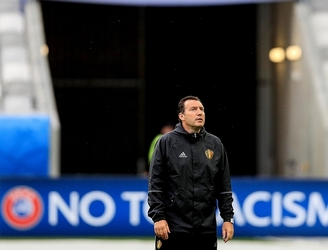 Marc Wilmots sacked after poor Euro 2016 campaign