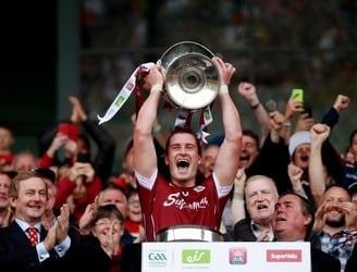 GALLERY: Galway win first Connacht title in eight years with emphatic victory over Roscommon