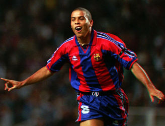Ronaldo was very close to becoming a Rangers player after leaving Barcelona