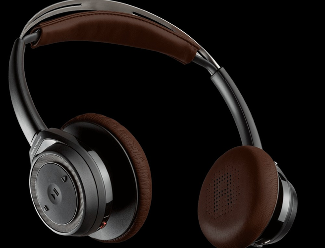 Motion sensing headphones that won't break the bank