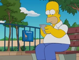 WATCH: 'The Simpsons' takes on 'Pokémon Go' in new clip