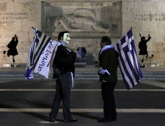 Central Bank exec says Greece needs debt relief