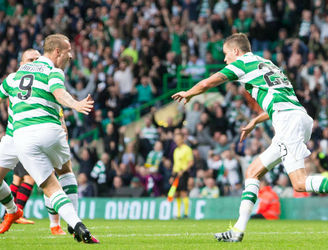 GALLERY: Celtic crush Imps to progress in Champions League qualifiers