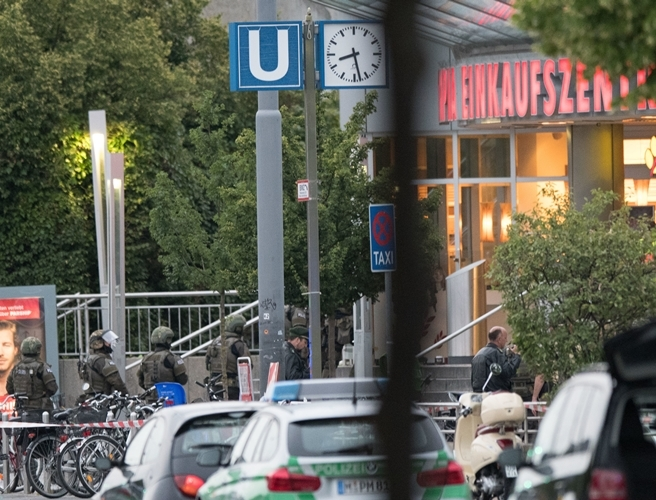 Munich attack: Teenage gunman had no links to IS - police