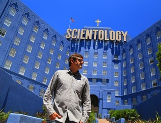 WATCH: The first trailer for 'Louis Theroux: My Scientology Movie'