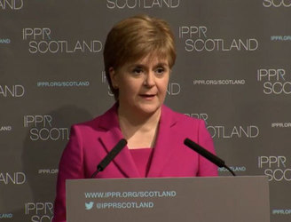 UK government must prove to Scotland the union still works - Sturgeon on Brexit