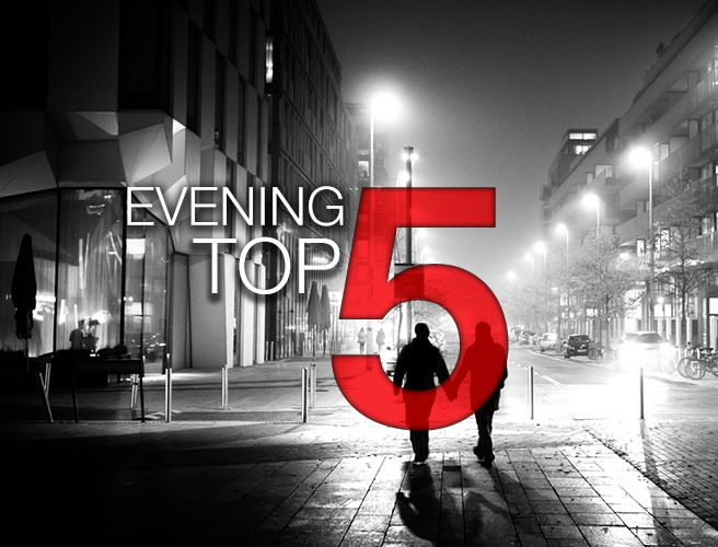 The Evening top 5: 5 killed in Fort Lauderdale shooting; Teenager arrested over fatal stabbing of teenage boy