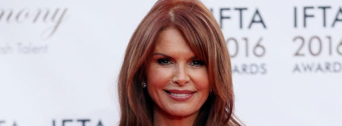 Irish producer Roma Downey to get star on Hollywood Walk of Fame