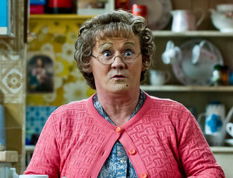 Mrs. Brown's Boys tops the Christmas viewing charts again