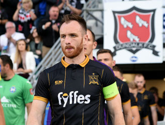 """Maybe now we won't be a bit of a laughing stock"" - Dundalk captain's reaction to beating BATE"