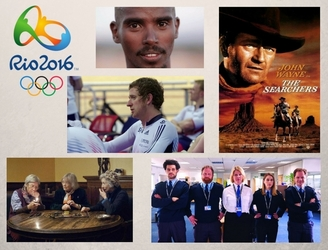 Best of the box: The Olympics, The Searchers and A Grannys Guide to the Modern World