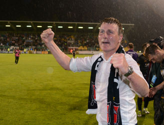 """It's a culmination of your life's work"" - Stephen Kenny reflects on a historic night for Dundalk"