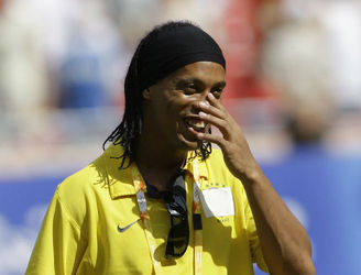 Kenneth Egan shares a funny story from his brief encounter with Ronaldinho